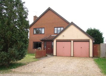 Thumbnail 4 bed detached house for sale in The Fields, Tunstall, Woodbridge