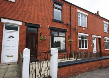 Thumbnail 2 bed terraced house for sale in Throstlenest Avenue, Wigan