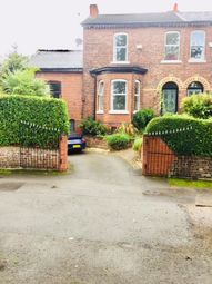 Thumbnail 4 bed semi-detached house for sale in Leegate Rd Heaton Moor, Stockport, Stockport