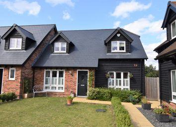 Thumbnail 4 bed semi-detached house for sale in Rainsford Farm Mews, Thatcham