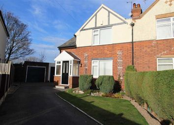 Thumbnail 2 bed semi-detached house for sale in Addison Road, Carlton, Nottingham
