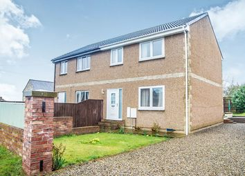 Thumbnail 3 bed semi-detached house for sale in Alnwick
