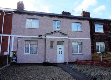 Thumbnail 3 bed town house for sale in The Avenue, Doncaster