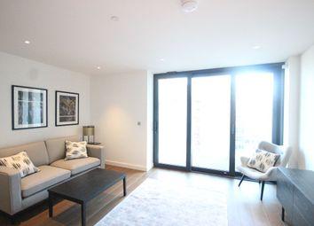 Thumbnail 1 bed flat to rent in Belcanto Apartments, 3 Elvin Garden, Wembley