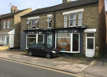 Thumbnail Retail premises to let in 27 Castle Road, Bedford