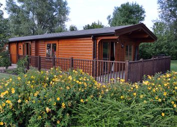 Thumbnail 3 bed lodge to rent in Abbotsley Country Homes, Abbotsley, St Neots