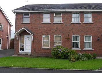 Thumbnail 3 bedroom semi-detached house for sale in 20 Knocknashane Meadows, Lurgan, Craigavon