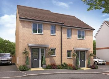 Thumbnail 2 bedroom semi-detached house for sale in Milton Keynes, Buckinghamshire