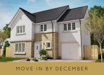 """Thumbnail 5 bed detached house for sale in """"The Darroch"""" at Lethame Road, Strathaven"""