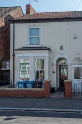 Thumbnail 3 bedroom end terrace house for sale in Melrose Street, Hull, East Yorkshire