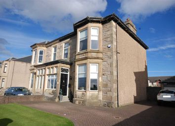 Thumbnail 4 bed semi-detached house for sale in Winton Circus, Saltcoats
