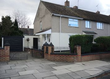 Thumbnail 2 bed end terrace house for sale in Delabole Road, Croxteth, Liverpool