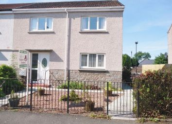Thumbnail 3 bed end terrace house for sale in Hutton Park, Alloa