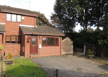 Thumbnail 3 bed semi-detached house to rent in Barmhouse Close, Godley, Hyde