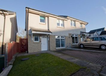 Thumbnail 3 bedroom semi-detached house for sale in 4 Benbuck View, Tillicoultry, Clackmannanshire 6Dn, UK