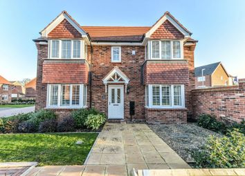 Thumbnail 3 bed detached house for sale in Farrier Gardens, Eccleshall, Stafford