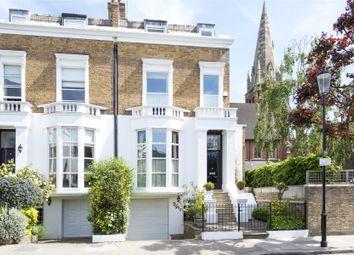 Thumbnail 6 bed end terrace house for sale in Elm Park Road, Chelsea, London