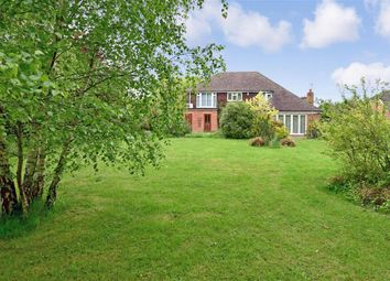 Thumbnail 4 bed detached house for sale in Marden Road, Staplehurst, Kent