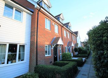 Thumbnail 3 bed town house for sale in Rivenhall Way, Hoo, Rochester
