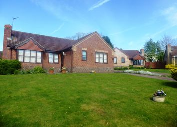 Thumbnail 3 bed detached bungalow for sale in Sheppards Close, Heighington, Lincoln