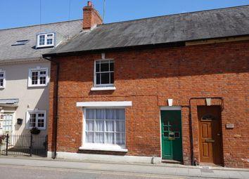 Thumbnail 3 bed property to rent in Queen Street, Gillingham, Dorset
