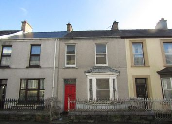 Thumbnail 3 bed terraced house for sale in Francis Terrace, Carmarthen, Carmarthenshire.