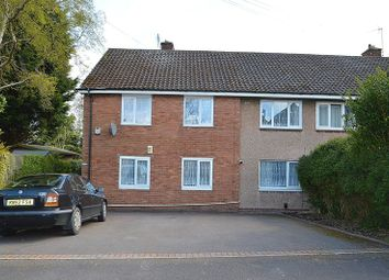 Thumbnail 3 bedroom maisonette for sale in Grange Farm Road, Kings Norton, Birmingham