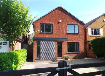 Thumbnail 4 bed detached house for sale in Little Sutton Road, Four Oaks, Sutton Coldfield