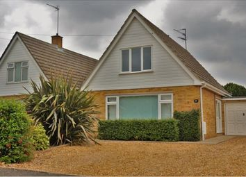 Thumbnail 3 bed bungalow for sale in Milton Drive, Leverington, Wisbech