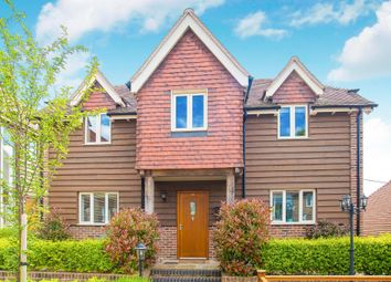 Thumbnail 3 bed detached house for sale in Old School Mews, Shrewton, Salisbury