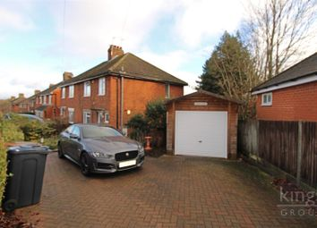 Thumbnail 3 bed property for sale in Parker Avenue, Hertford