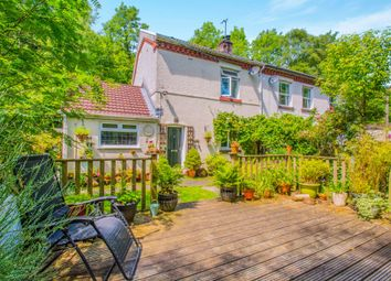Thumbnail 2 bed end terrace house for sale in Great Western Cottage, Hollybush, Blackwood