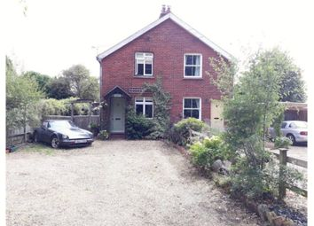 Thumbnail 2 bed semi-detached house for sale in Stapleford Lane, Southampton