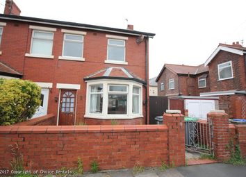 Thumbnail 3 bed property to rent in Rangeway Ave, Blackpool
