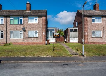 Thumbnail 1 bed flat for sale in Cedar Close, Hednesford, Cannock