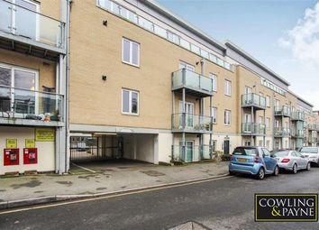 Thumbnail 1 bed flat for sale in Brunel House, Brentwood, Essex