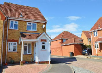 Thumbnail 3 bed end terrace house to rent in Borkum Close, Andover