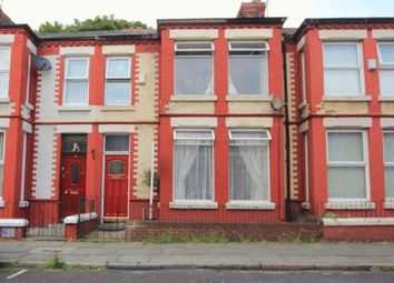 4 bed terraced house for sale in Chestnut Grove, Wavertree, Liverpool L15