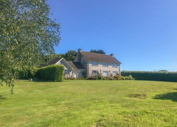 Thumbnail 4 bed detached house for sale in Hawthorns, Grenaby Road, Ballabeg