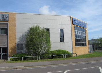 Thumbnail Warehouse for sale in Honywood Road, Basildon