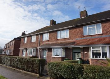 Thumbnail 3 bed terraced house for sale in Filey Road, Grimsby