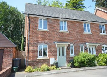 Thumbnail 2 bed semi-detached house for sale in Meadowlands Drive, Haslemere