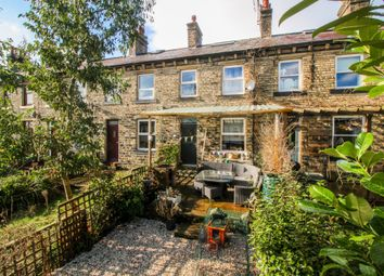 Thumbnail 2 bed terraced house for sale in Cooperative Terrace, Holmfirth
