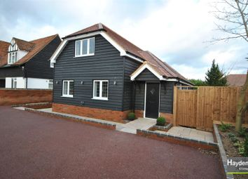 Thumbnail 2 bed detached house for sale in St. James Road, Goffs Oak, Waltham Cross