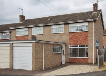 Thumbnail 1 bed end terrace house for sale in Anthony Drive, Norwich