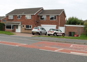 Thumbnail 5 bed detached house for sale in Burton Road, Ashby-De-La-Zouch