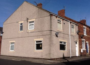 Thumbnail 1 bed flat to rent in Wilson House, Eighth Street, Horden