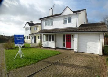 Thumbnail 3 bed detached house for sale in Cae'r Efail, Dwyran, Anglesey, North Wales