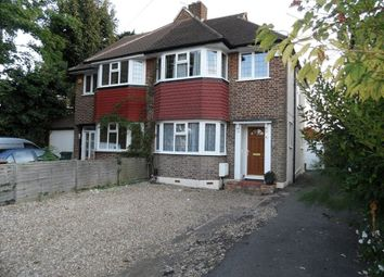 Thumbnail 3 bed semi-detached house to rent in Sutton Common Road, Sutton