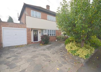 Thumbnail 3 bed property to rent in The Glade, Upminster